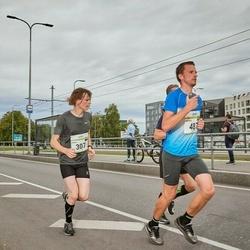 Tallinna Maraton - Artemi Kurski (307), Indrek Reinsoo (487)