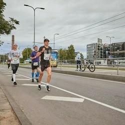 Tallinna Maraton - Arttu Aaltonen (257), Arlyn Mitt (337)