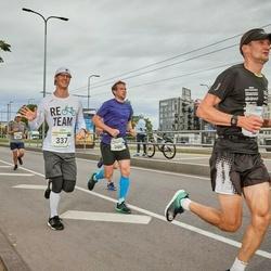 Tallinna Maraton - Arlyn Mitt (337), Veiko Koort (500)