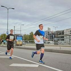 Tallinna Maraton - Andi Aavik (723), Janno Kikojan (3278)