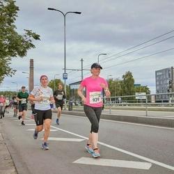 Tallinna Maraton - Bert Tippi (39), Hele Kamarin Mählmann (949)