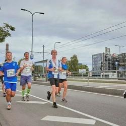 Tallinna Maraton - Roland Doppler (980), Adam Culliford (1265)