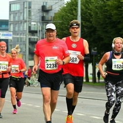 Tallinna Maraton - Timo Lavanko (603), Ari Luostarinen (2238)