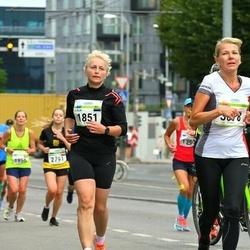 Tallinna Maraton - Joseph Kyengo Munywoki (3), Clelia Piirsoo (1851), Annely Sander (3678)