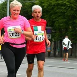 Tallinna Maraton - Bruno Monelli (1513), Sanna Moijanen (2023)