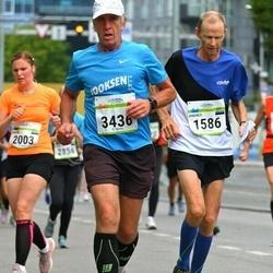 Tallinna Maraton - Andres Alajaan (1586), Bruno Münter (3436)