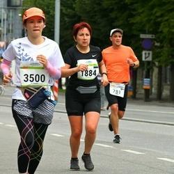 Tallinna Maraton - Agnes Siniorg (1884), Hiroko Ota (3500)