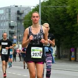 Tallinna Maraton - Agita Solzemniece (2070)