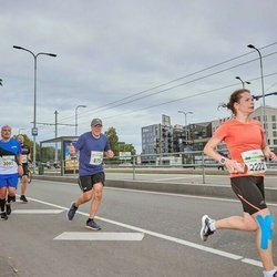 Tallinna Maraton - Arndt Heinzmann (875), Sander Olo (3091)