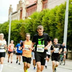 Tallinna Maraton - Mihkel Viilveer (991), Esa Bergman (3280)