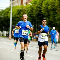 Tallinna Maraton - Adam Dahak (419), Urmas Teeorg (3273)
