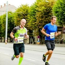 Tallinna Maraton - Marko Salumaa (3479), Ago Saluveer (3629)