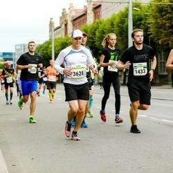 Tallinna Maraton - Anna Sainpalo (802), Silver Ader (1433), Sami Hintsala (3628)