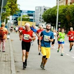 Tallinna Maraton - Arto Nortunen (1094), Enn-Erik Mirt (2523)