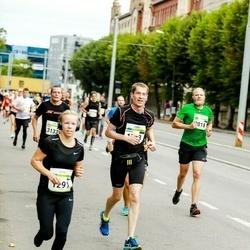 Tallinna Maraton - Andrus Salundi (1733), Anna Frank-Viron (2019)