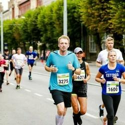 Tallinna Maraton - Mari Hütsi (1600), Ilja Smirnov (3275), Annika Tuisk (3622)
