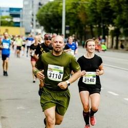 Tallinna Maraton - Silver Kuldkepp (3110), Anna-Liisa Pärnalaas (3140)