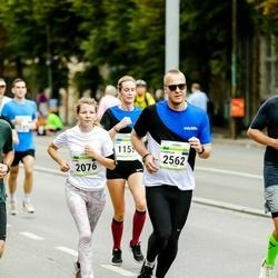 Tallinna Maraton - Anna Tolstoukhova (2076), Stanislav Iljin (2562)