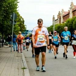 Tallinna Maraton - Arturs Babašins (992), Anders Blenna (1081)