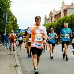 Tallinna Maraton - Anders Blenna (1081), Pille Muni (1154)