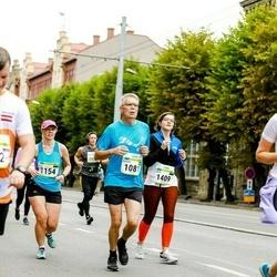Tallinna Maraton - Anders Blenna (1081), Pille Muni (1154), Grete Kutsar (1409)