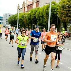 Tallinna Maraton - Kristiina Tuorilainen (1231), Anita Dubery (1498)