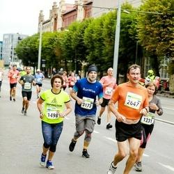 Tallinna Maraton - Kristiina Tuorilainen (1231), Anita Dubery (1498), Pavel Dvoinos (3173)
