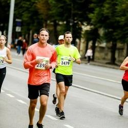 Tallinna Maraton - Ander Avila (2479), Kaspar Tiri (2893)