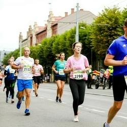 Tallinna Maraton - Vjaceslavs Merzlovs (2153), Anna-Liisa Sesmin (3799)