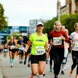 Tallinna Maraton - Agnes-Gertrud Aavaste (1289), Inga Mustonen (3631)