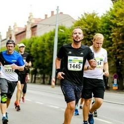 Tallinna Maraton - Christoph Huebner (1445), Gustav Kotkas (1554)
