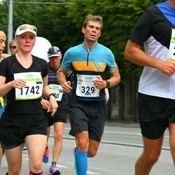 Tallinna Maraton - Kert Martma (329), Ragle Gold (1742), Anni-Maria Kauppila (2831)