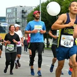 Tallinna Maraton - Anni-Maria Kauppila (2831), Mark Kljusev (3554)