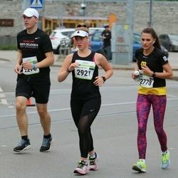 Tallinna Maraton - Anna Borisova (2778), Maria-Natali Kozõreva (2921)