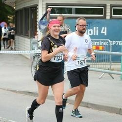 Tallinna Maraton - Hanna Seisto (1123), Adam Badowski (1570)