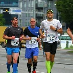 Tallinna Maraton - Andres Sinisalu (817), Alger Ers (1302), Christopher Bender (1597)