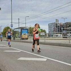Tallinna Maraton - Heikki Räsänen (734), Anna Frank-Viron (2019), Denis Pirogov (2067)