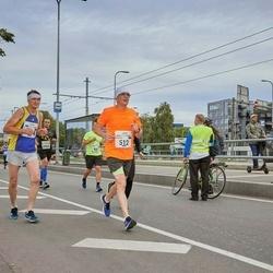 Tallinna Maraton - Toomas Vavilov (512), Klisheuski Anatoli (1644)