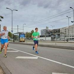Tallinna Maraton - Aappo Kontu (1075), Tõnis Linnamägi (2096)