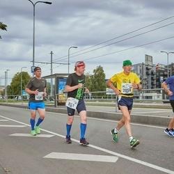 Tallinna Maraton - Petri Björkman (861), Zdenko Wolfstam (1227), Christopher Bender (1597), Aleksandr Radchenko (2059)