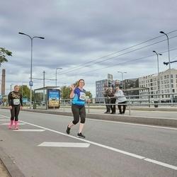 Tallinna Maraton - Marilin Niilus (2362), Arja Salmi (3582)