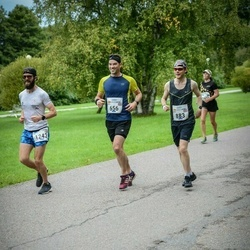 Tallinna Maraton - Chris Norris (656), James Senior (883)