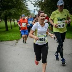 Tallinna Maraton - Maie Pihl (2059), Ari Karhinen (3818)