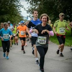 Tallinna Maraton - Anni-Maria Kauppila (2831)