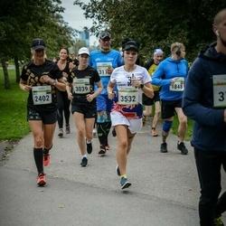 Tallinna Maraton - Helle Vaerand (2402), Anna Yakushevskaya (3532)
