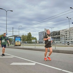 Tallinna Maraton - Aarne Nõmberg (644), Maksim Antonov (2349)