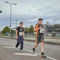 Tallinna Maraton - Aarne Nõmberg (644), Juan Delgadillo (3760)