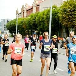 Tallinna Maraton - Alexander Khalyapin (715), Lauma Lieksne (1726), Kai Oja (1975), Väino Säde (2206)