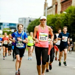 Tallinna Maraton - Christine Gibbons (2676), Liina Sarapuu (3225)