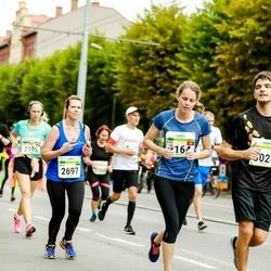 Tallinna Maraton - Olga Sambalova (2164), Anna Bilhovska (2697)